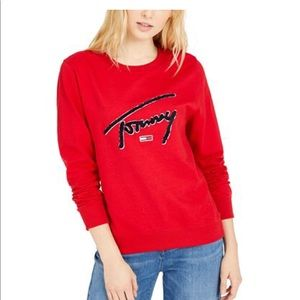 Tommy Jeans Sweatshirt Logo Graphic